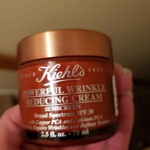 ~Kiehl's Powerful Wrinkle Reducing Cream SPF 30~